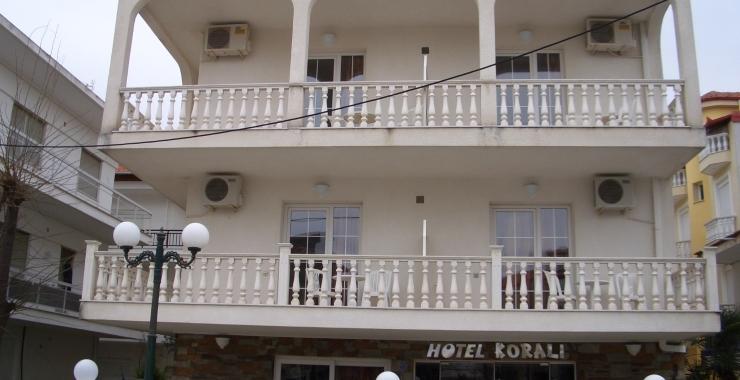 Hotel Korali Paralia Katerini Riviera Olimpului