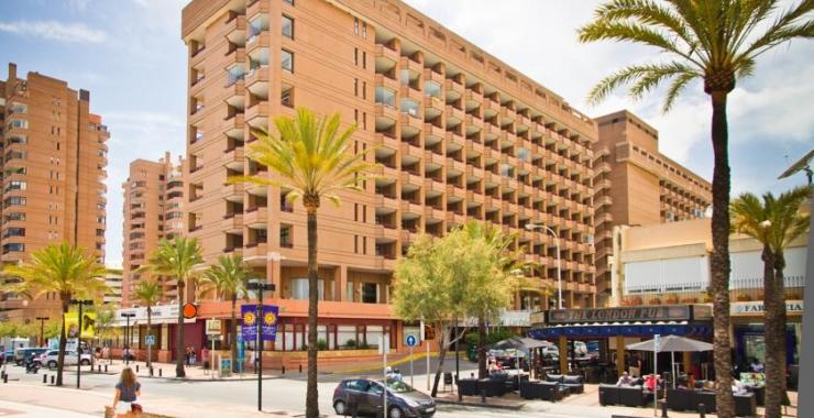 Pachet promo vacanta Hotel Las Palmeras Fuengirola Costa del Sol - Malaga