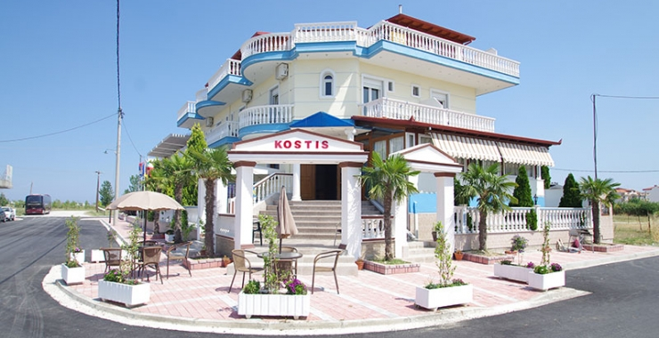 Vila Kostis Paralia Katerini Riviera Olimpului imagine 7