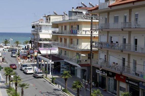 Hotel Scandinavia Paralia Katerini Riviera Olimpului