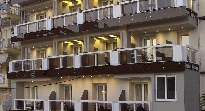 Hotel Aktaion Paralia Katerini Riviera Olimpului