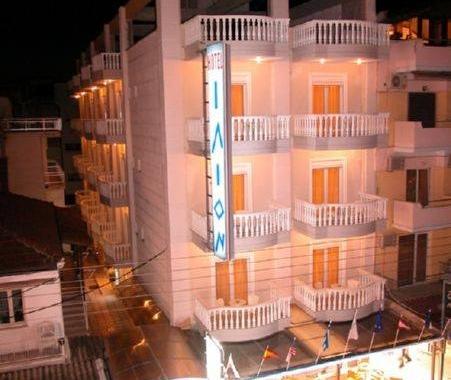 Hotel Ilion Paralia Katerini Riviera Olimpului