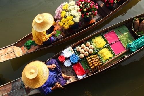 Pachet promo vacanta Circuit Vietnam, Cambodgia, Thailanda Circuite Thailanda Thailanda