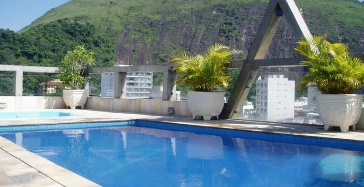 Pachet promo vacanta Hotel Augustos Copacabana Rio de Janeiro Brazilia imagine 3