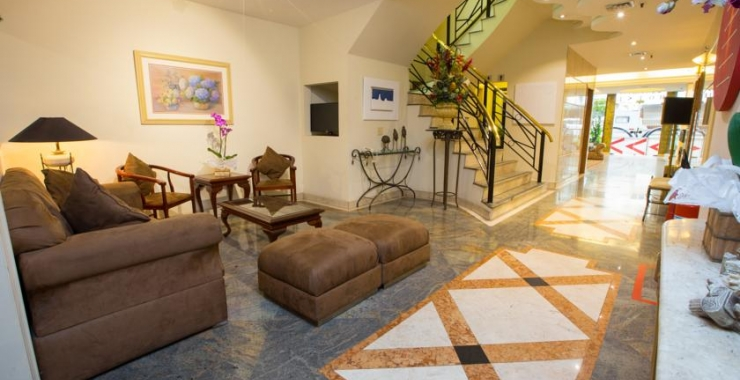 Pachet promo vacanta Hotel Augustos Copacabana Rio de Janeiro Brazilia imagine 5