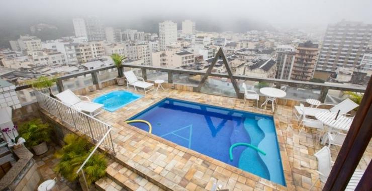 Pachet promo vacanta Hotel Augustos Copacabana Rio de Janeiro Brazilia imagine 7