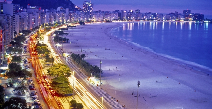 Pachet promo vacanta Hotel Augustos Copacabana Rio de Janeiro Brazilia imagine 12