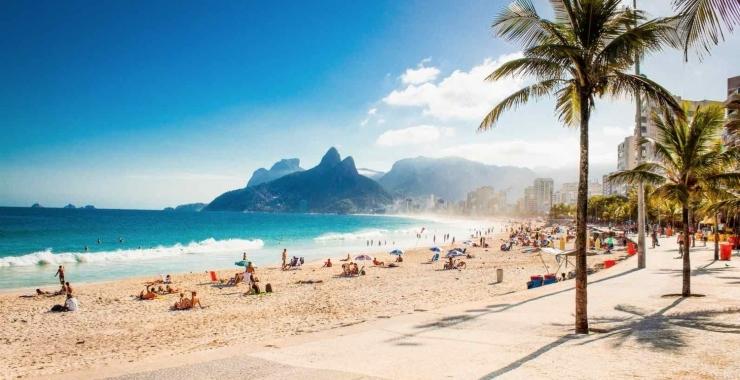 Pachet promo vacanta Hotel Augustos Copacabana Rio de Janeiro Brazilia