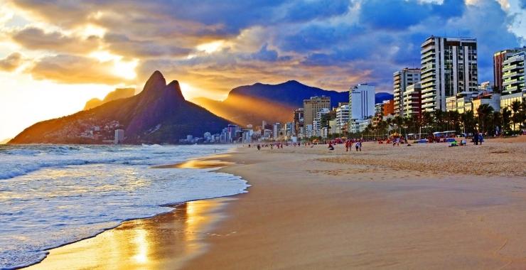 Pachet promo vacanta Hotel Augustos Copacabana Rio de Janeiro Brazilia imagine 18