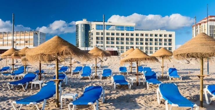 Pachet promo vacanta Hotel Tryp Lisboa Caparica Mar Costa da Caparica Coasta Lisabonei