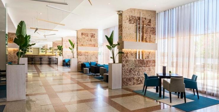 Pachet promo vacanta Hotel Tryp Lisboa Caparica Mar Costa da Caparica Coasta Lisabonei imagine 8