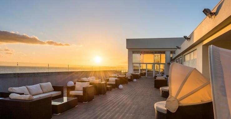 Pachet promo vacanta Hotel Tryp Lisboa Caparica Mar Costa da Caparica Coasta Lisabonei imagine 9