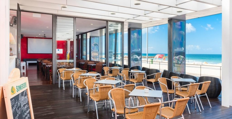 Pachet promo vacanta Hotel Tryp Lisboa Caparica Mar Costa da Caparica Coasta Lisabonei imagine 11