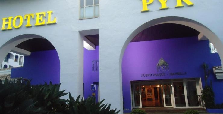 Pachet promo vacanta Hotel PYR Marbella Marbella Costa del Sol - Malaga imagine 2