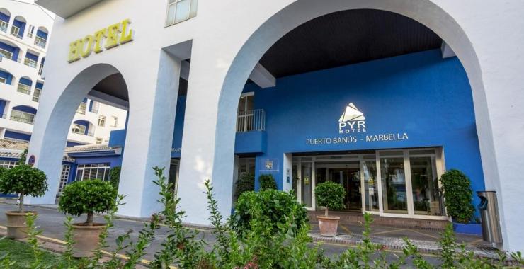 Pachet promo vacanta Hotel PYR Marbella Marbella Costa del Sol - Malaga imagine 4