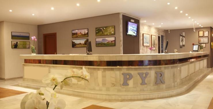 Pachet promo vacanta Hotel PYR Marbella Marbella Costa del Sol - Malaga imagine 7
