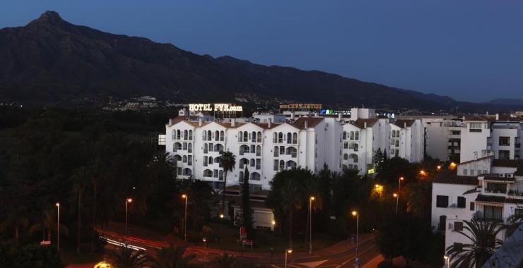 Pachet promo vacanta Hotel PYR Marbella Marbella Costa del Sol - Malaga imagine 8