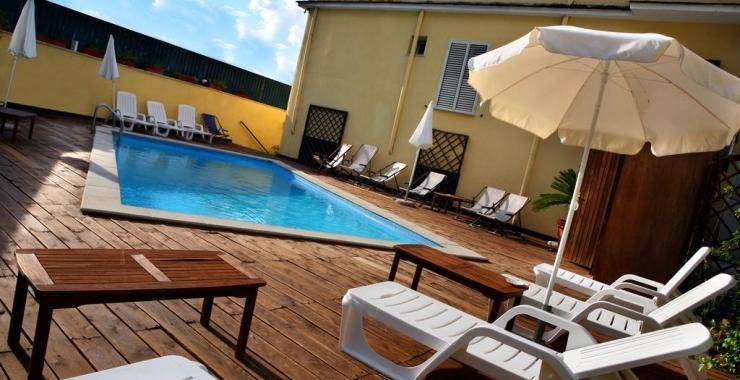 Pachet promo vacanta Hotel Villa Serena Castellammare di Stabia Coasta Amalfitana imagine 2