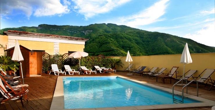Pachet promo vacanta Hotel Villa Serena Coasta Sorrento Coasta Amalfitana imagine 3