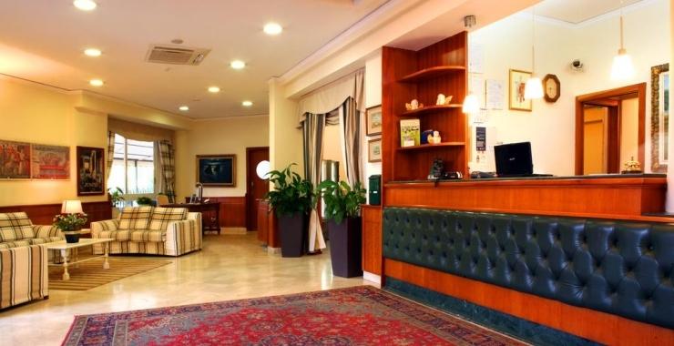 Pachet promo vacanta Hotel Villa Serena Coasta Sorrento Coasta Amalfitana imagine 8