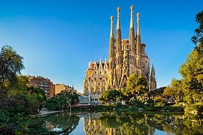 Pachet promo vacanta Marele Tur al Spaniei Barcelona Spania