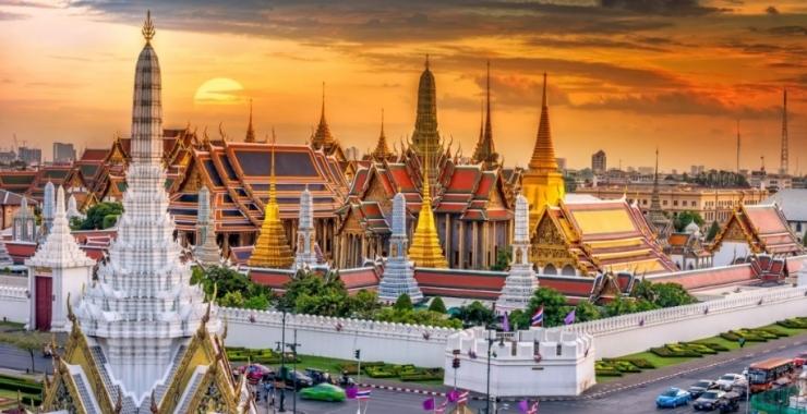 Laos, Vietnam, Cambodgia, Thailanda Circuite Thailanda Thailanda imagine 4