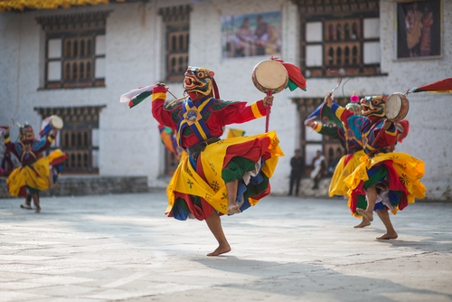 Pachet promo vacanta Circuit Nepal si Bhutan Circuite Nepal Nepal imagine 5