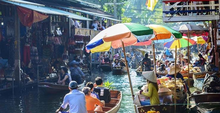 Pachet promo vacanta Nordul Thailandei, Malaezia, Singapore Circuite Thailanda Thailanda imagine 5