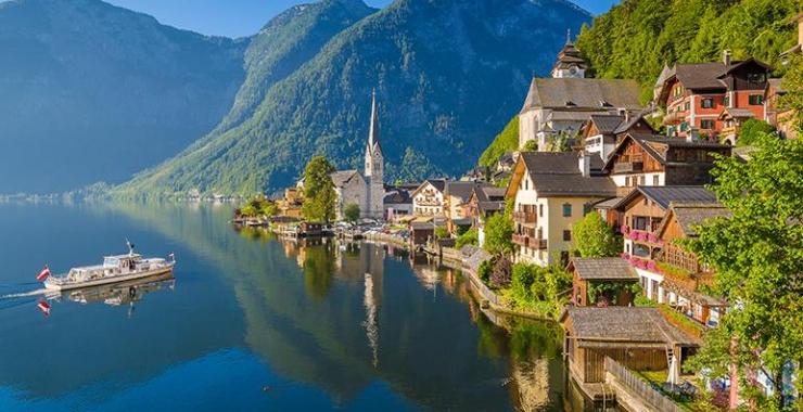 Pachet promo vacanta Circuit Lacurile Alpine Circuite Austria Austria imagine 9