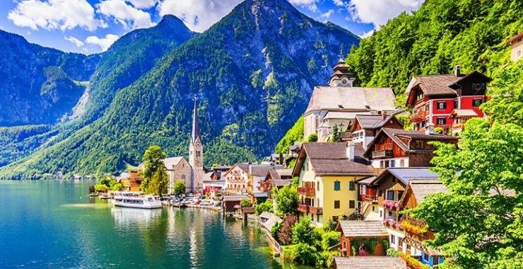 Pachet promo vacanta Circuit Lacurile Alpine Circuite Austria Austria