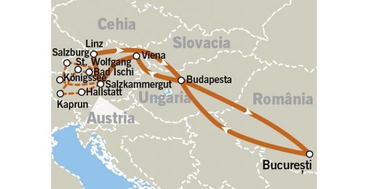 Pachet promo vacanta Circuit Lacurile Alpine Circuite Austria Austria imagine 12