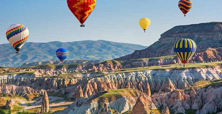 Pachet promo vacanta Circuit Cappadocia Circuite Turcia Turcia
