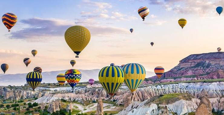 Pachet promo vacanta Circuit Cappadocia Circuite Turcia Turcia imagine 5