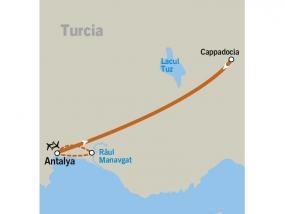 Pachet promo vacanta Circuit Cappadocia Circuite Turcia Turcia imagine 8