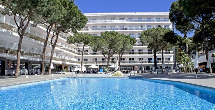 Hotel Best Oasis Park Salou Costa Dorada