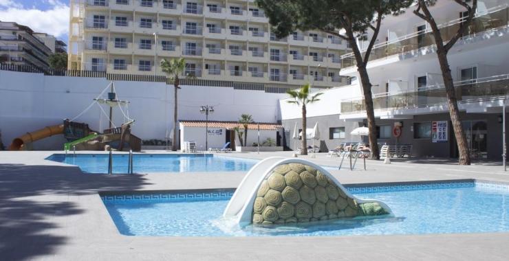 Hotel Best Oasis Park Salou Costa Dorada imagine 6