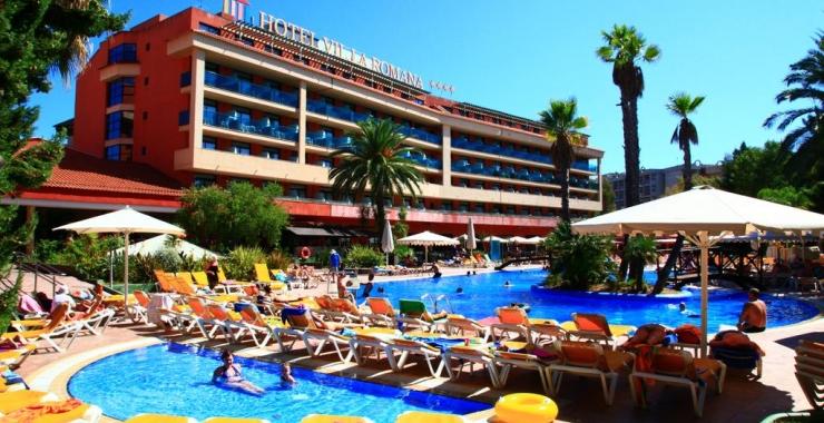 Hotel Vil-La Romana Salou Costa Dorada