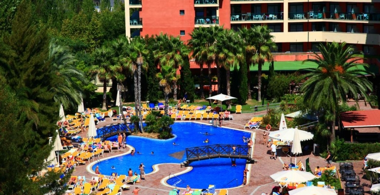 Hotel Vil-La Romana Salou Costa Dorada imagine 3