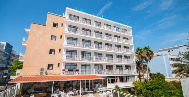 Pachet promo vacanta Hotel Amic Miraflores Can Pastilla Mallorca
