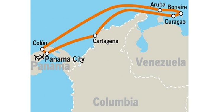 Pachet promo vacanta Croaziera Caraibe - Panama, Columbia, Aruba, Curacao, Bonaire Panama City Panama imagine 6
