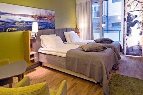 Hotel Sokos Laponia Finlanda imagine 3