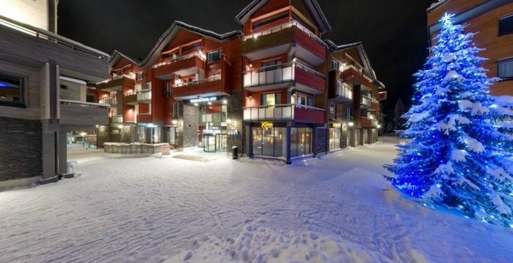 Hotel Sokos Laponia Finlanda imagine 4