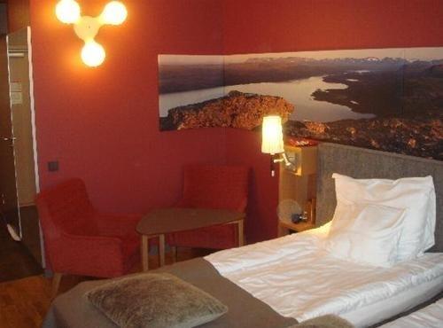 Hotel Sokos Laponia Finlanda imagine 7