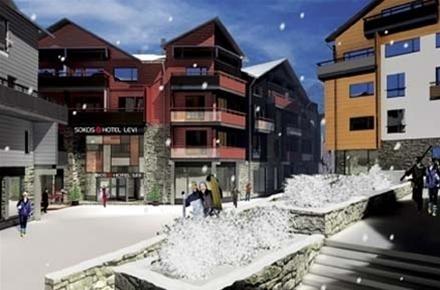 Hotel Sokos Laponia Finlanda