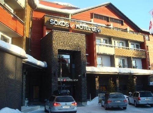 Hotel Sokos Laponia Finlanda imagine 11
