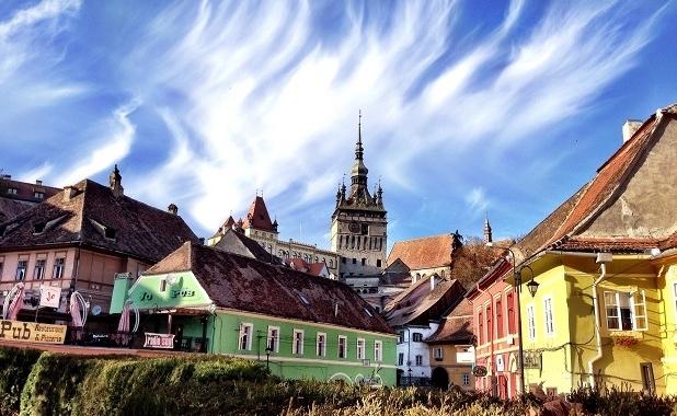 Pachet promo vacanta Circuit Romania - Bucovina, Maramures si Transilvania Brasov Romania imagine 2