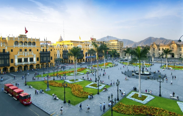Pachet promo vacanta Marele Tur al Americii de Sud Circuite Peru Peru imagine 3