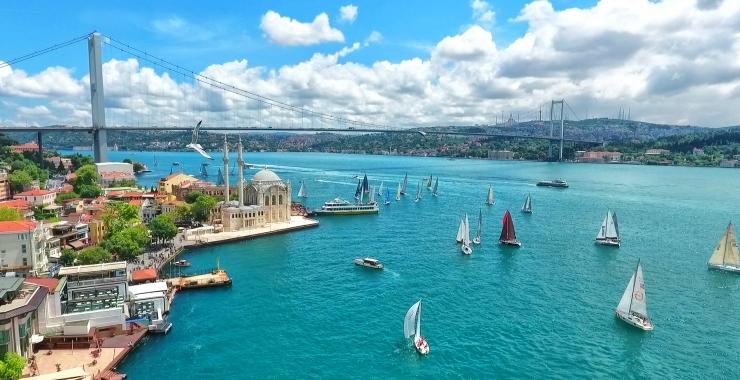 Pachet promo vacanta Circuit Istanbul - Bursa - Pamukkale - Troia - Kusadasi - Antalya Circuite Turcia Turcia