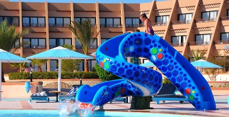 Pachet promo vacanta Pharaoh Azur Resort HURGHADA Egipt imagine 2