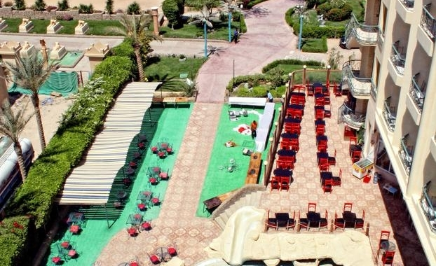 Pachet promo vacanta King Tut Aqua Park Beach Resort HURGHADA Egipt imagine 5